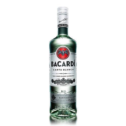 Bacardi Carta Blanca 980 ML