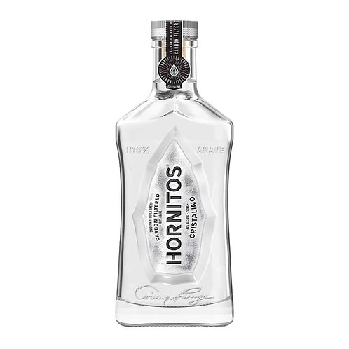 Tequila Hornitos Cristalino 750 ml