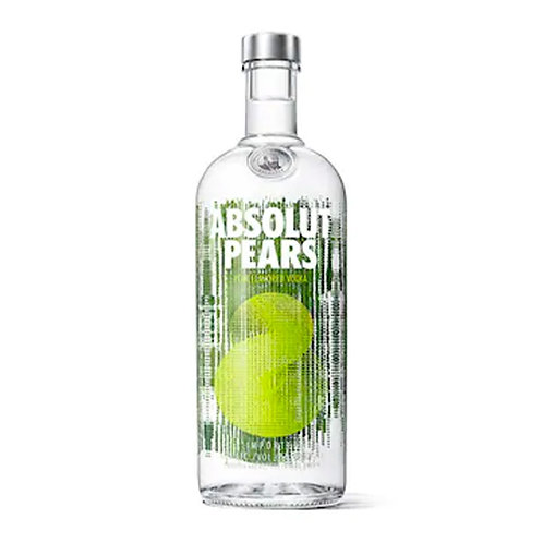 Absolut Vodka Pears 750ml