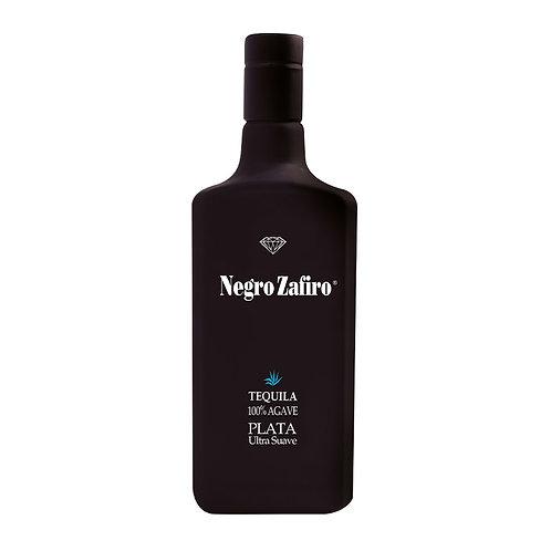 Tequila Negro Zafiro Plata 750 ml