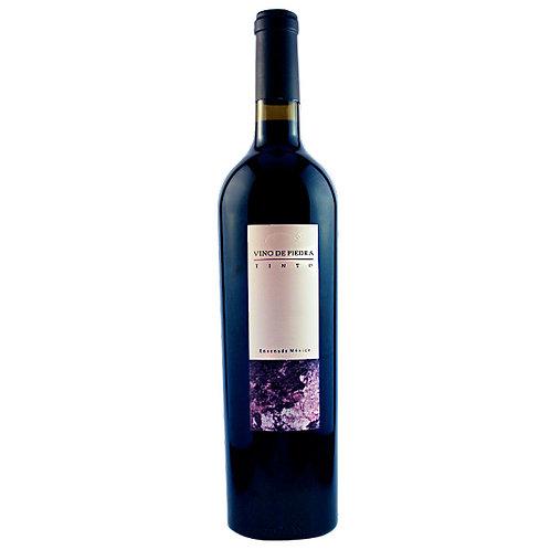 Vino De Piedra Tinto 750ml