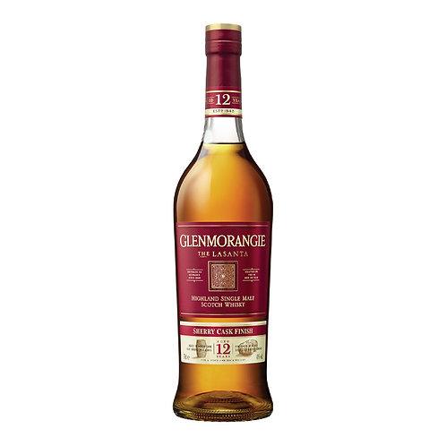 Whisky Glenmorangie 12 Años La Santa 750 ml