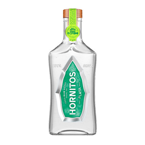Tequila Hornitos Plata 700 ml
