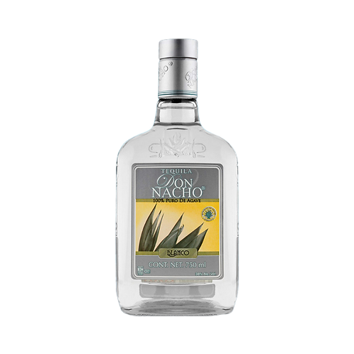 Tequila Don Nacho Blanco 750 ml