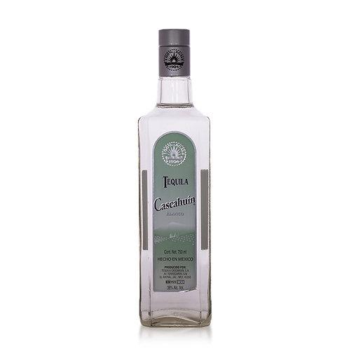 Tequila Cascahuin Blanco 750ml