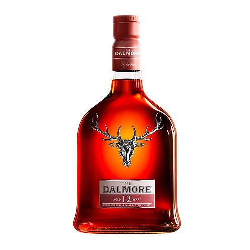 Whisky The Dalmore Whisky 12 Años 700 ml