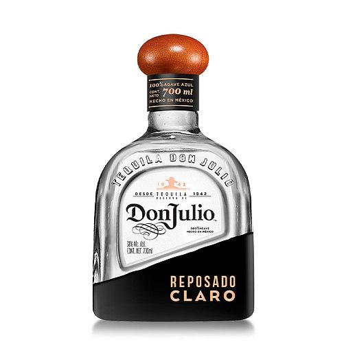 Tequila Don Julio Reposado Claro 700ml