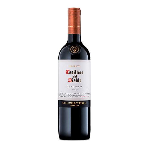 Casillero Del Diablo Carmenere 750 ml