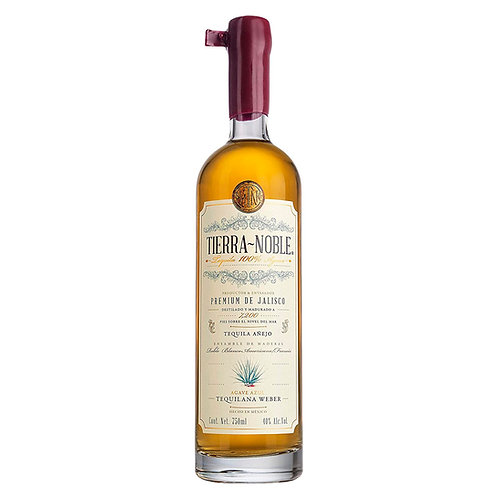 Tequila Tierra Noble Añejo 750 ml