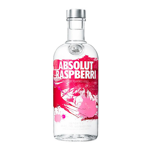 Absolut Vodka Raspberri 750ml
