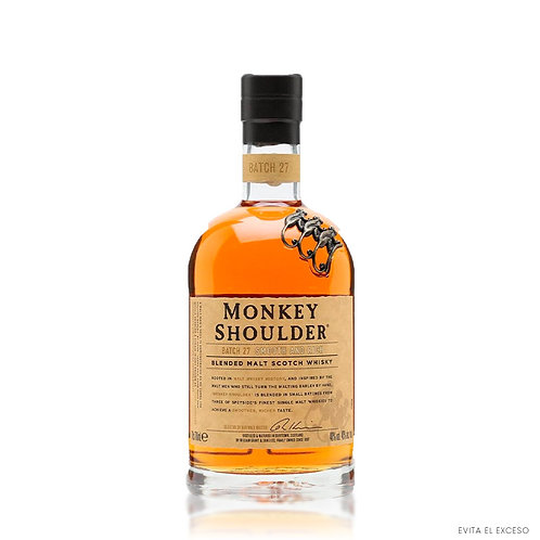 Whisky Monkey Shoulder 700 ml