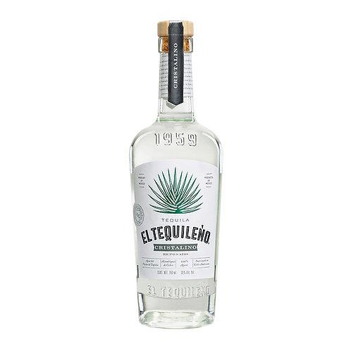 Tequila El Tequileño Cristalino 750ml