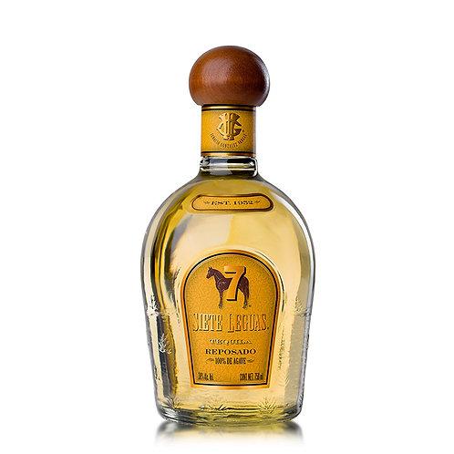 Tequila 7 Leguas Reposado 750ml
