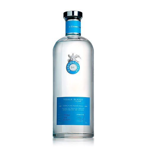 Tequila Casa Dragones Blanco 750ml