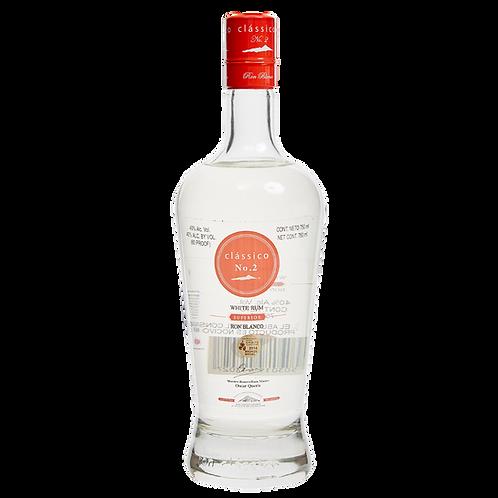 Ron Clásico No. 2 Blanco 970 ml