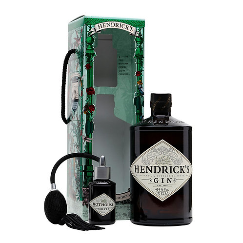 Ginebra Hendricks Gin 750ml + Atomizador Gratis