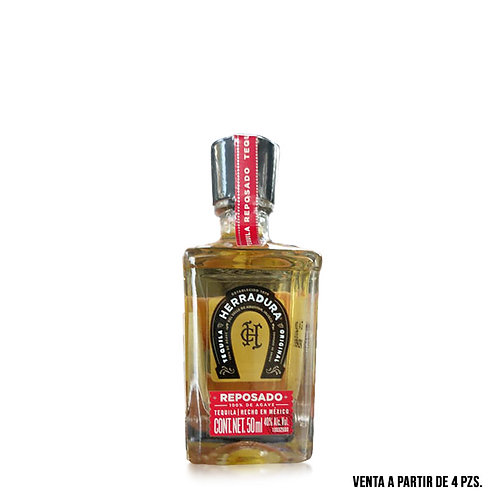 Mini Herradura Reposado 50 ml