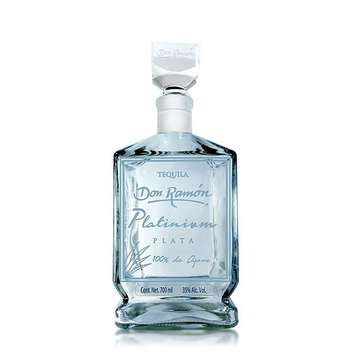 Tequila Don Ramón Plata Platinum 700 ml