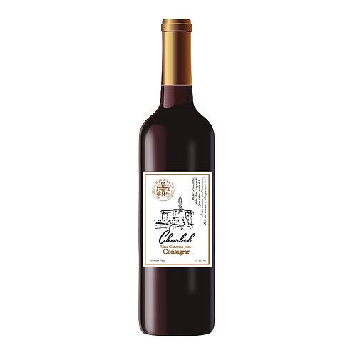 Charbel Vino de Consagrar 750ml