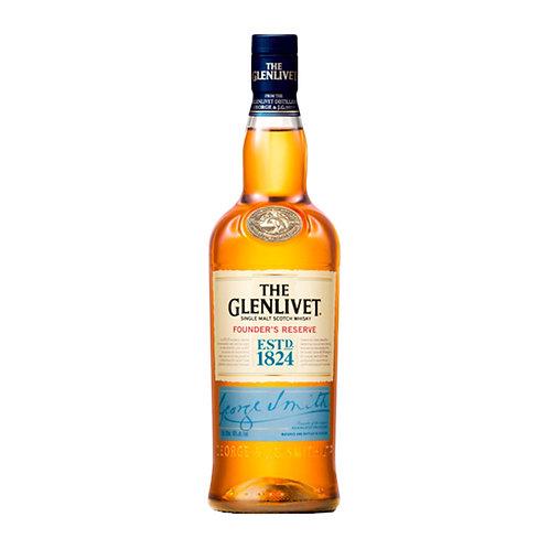 Whisky The Glenlivet Founders Reserve 750 ml