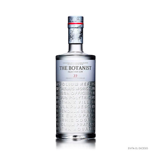 Ginebra The Botanist 700ml