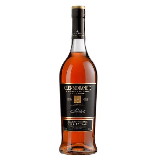 Whisky Glenmorangie 12 Años Quinta Ruban 750 ml