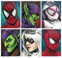 Fleer Ultra Spider Man