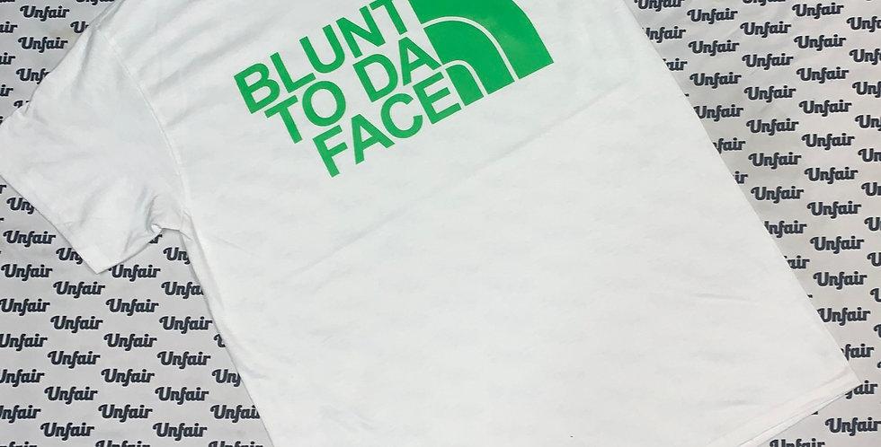 Blunt To Da Face Green