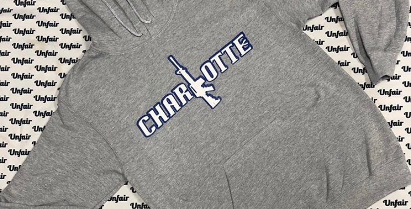 Gray Hoodie Dual Color Font