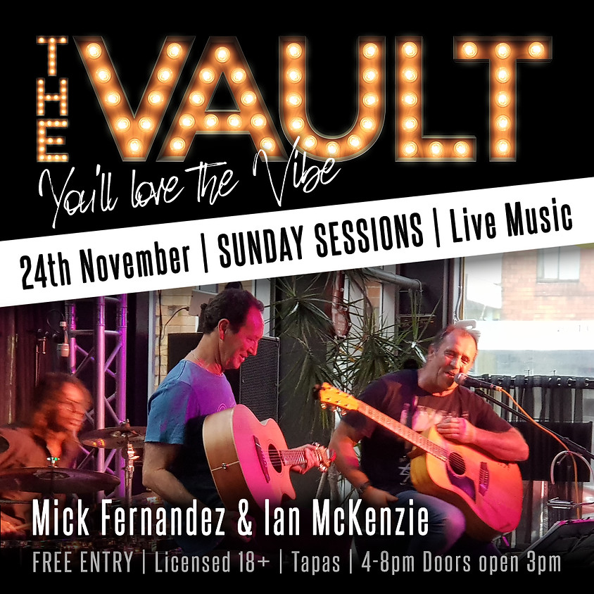 The Vault Sunday Sessions XL