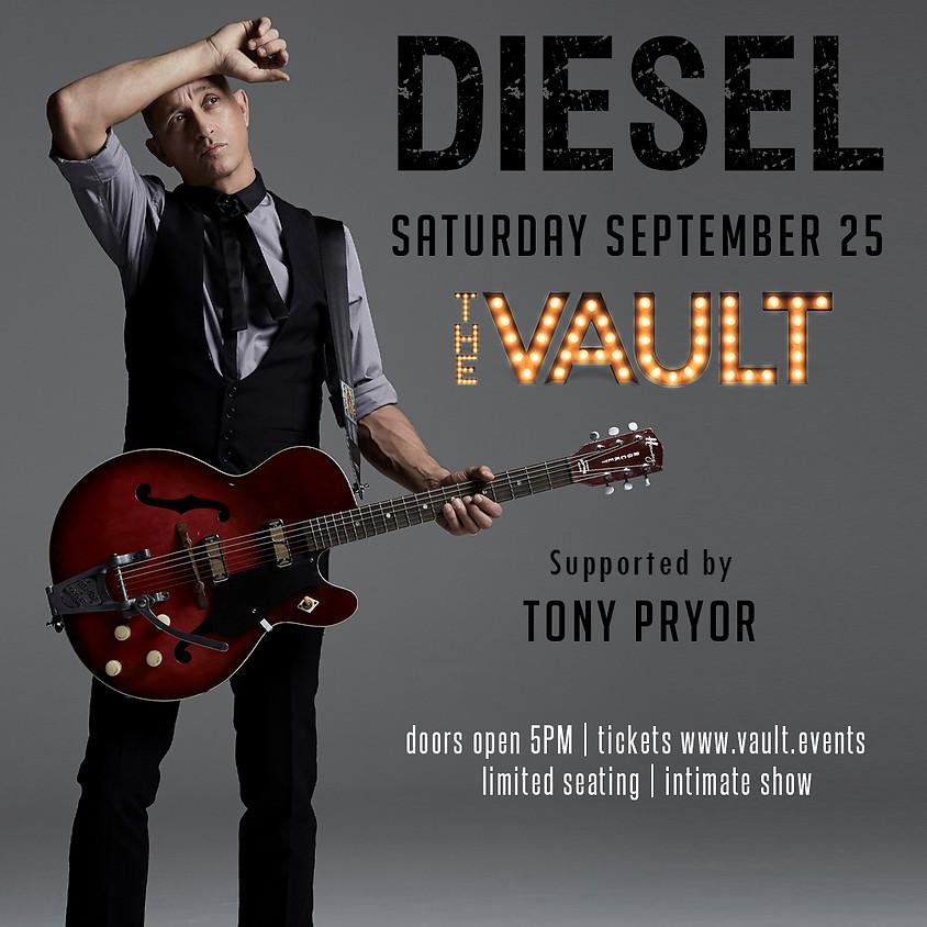 Diesel Live at The Vault