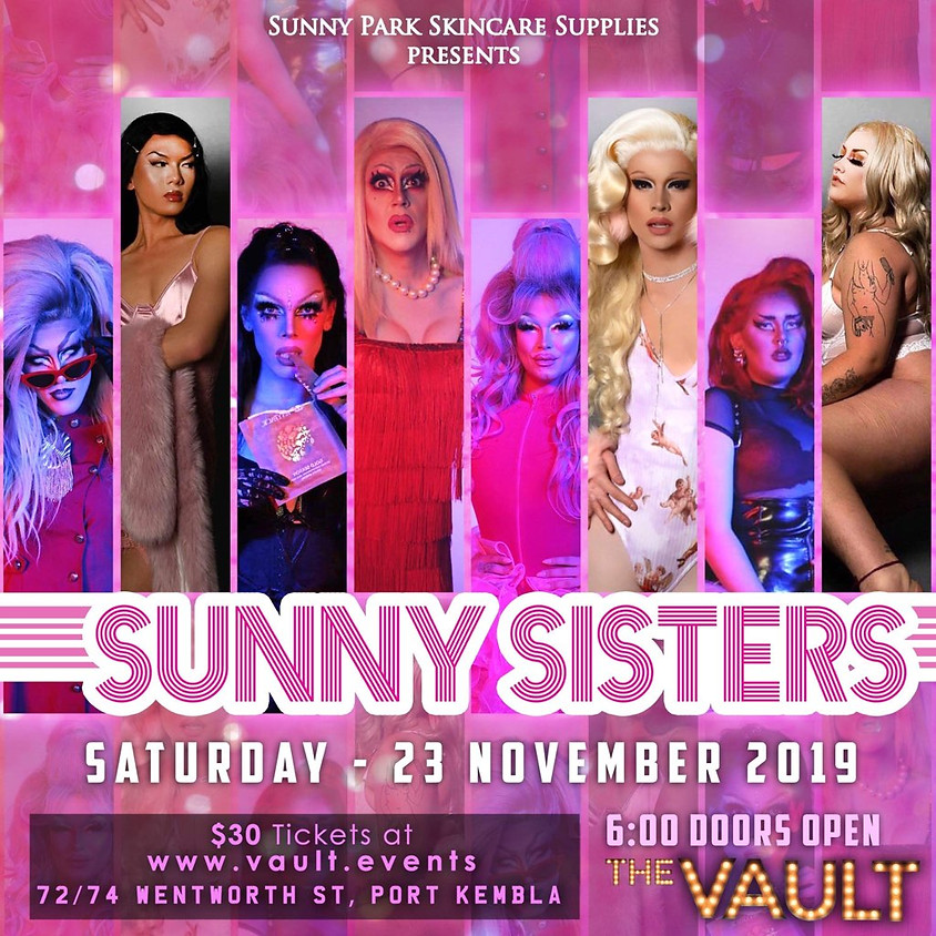 Sunny Sisters at The Vault