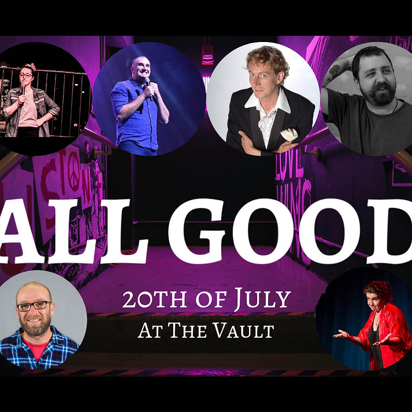 All Good at The Vault