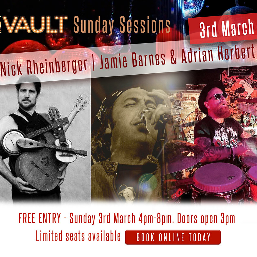 The Vault Sunday Sessions II