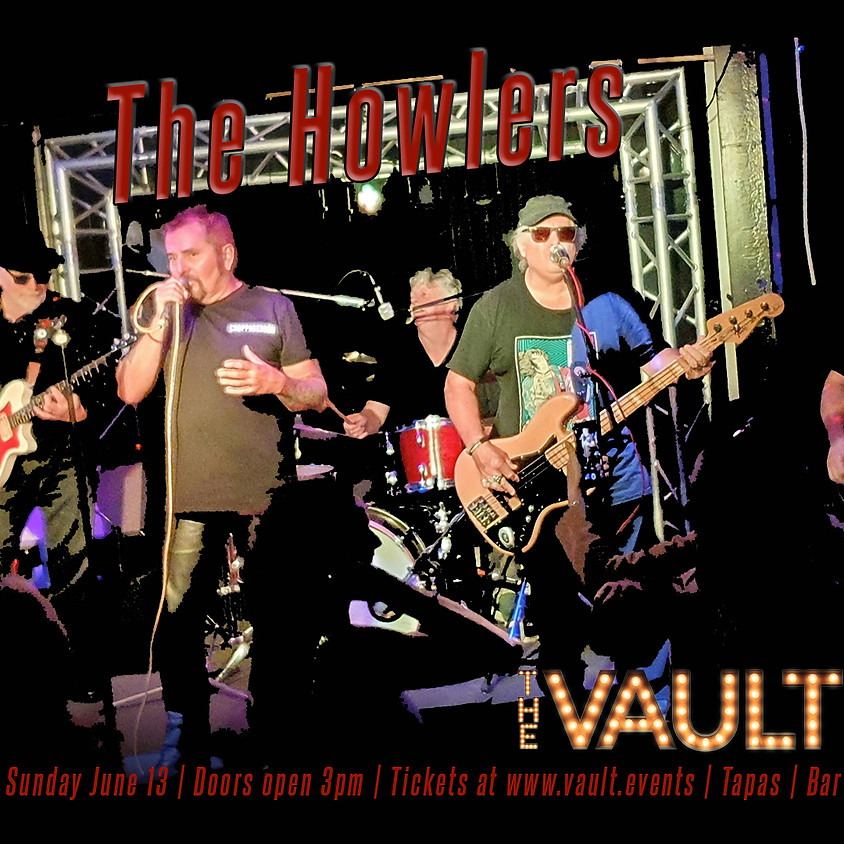 The Howlers at The Vault