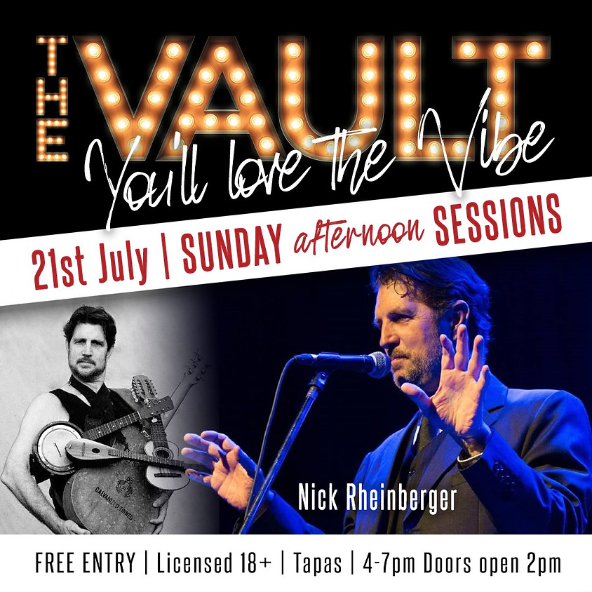 The Vault Sunday Sessions XXII