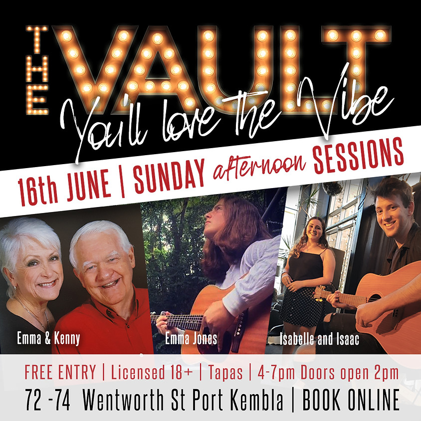 The Vault Sunday Sessions XVII