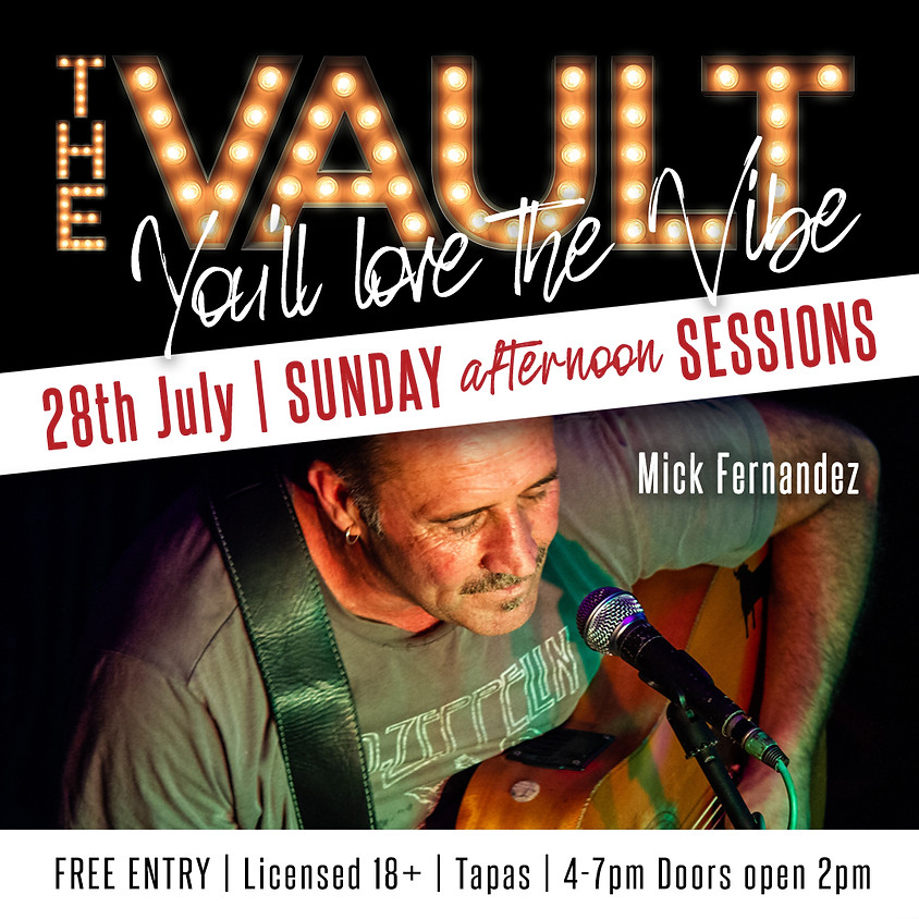 The Vault Sunday Sessions XXIII