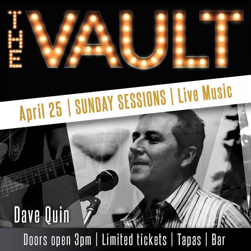 Dave Quin - Anzac Day at The Vault