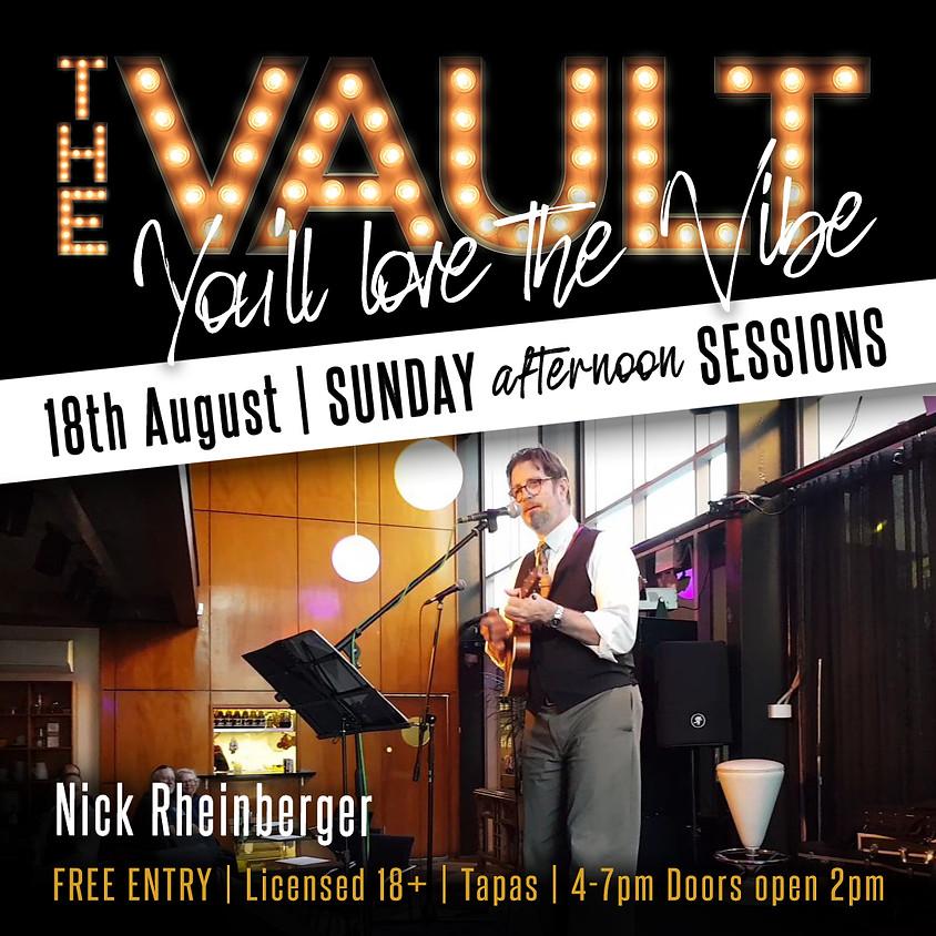The Vault Sunday Sessions XXVI