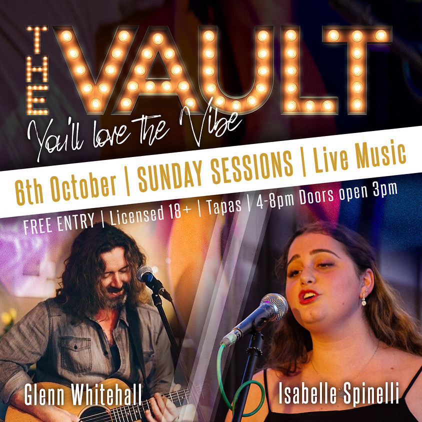The Vault Sunday Sessions XXXIII
