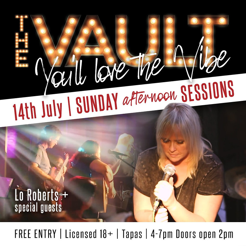 The Vault Sunday Sessions XXI