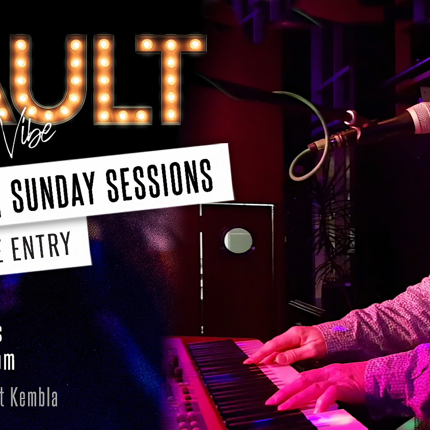 The Vault Sunday Sessions XLIII