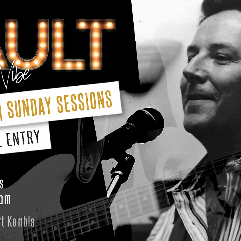 The Vault Sunday Sessions XXXII