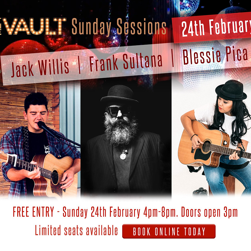 The Vault Sunday Sessions