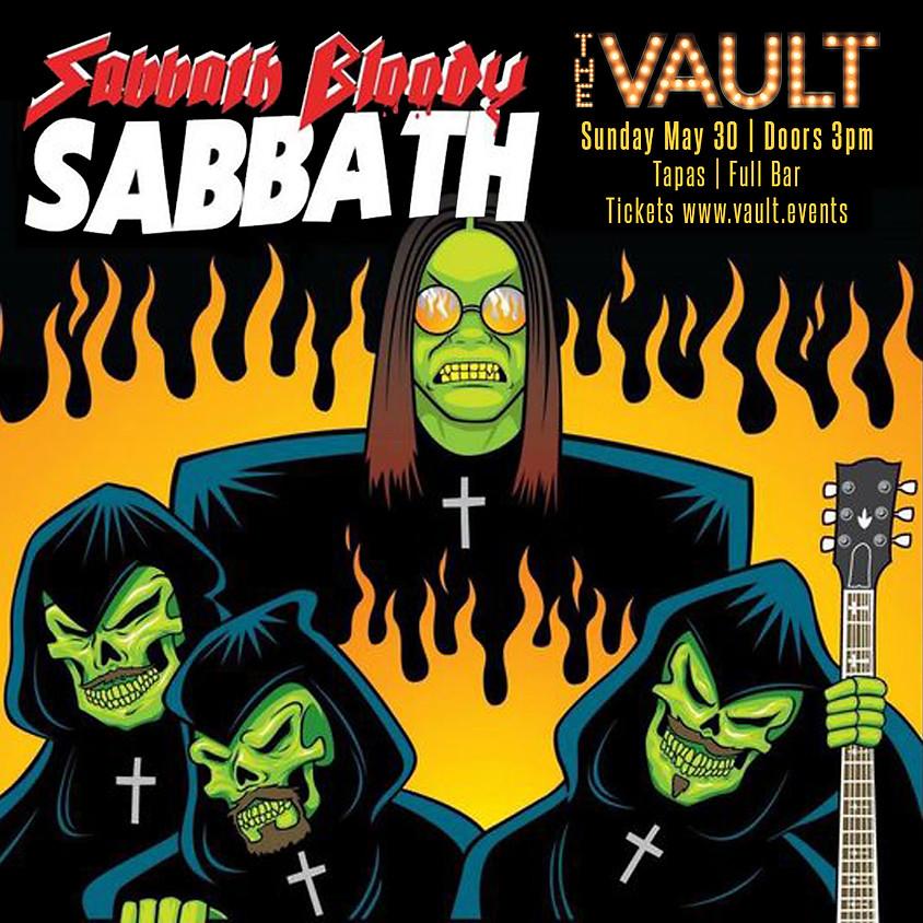 Sabbath Bloody Sabbath at The Vault