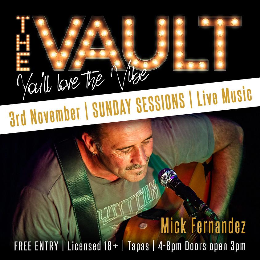 The Vault Sunday Sessions XXXVII