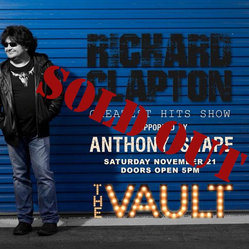 Richard Clapton Live at The Vault