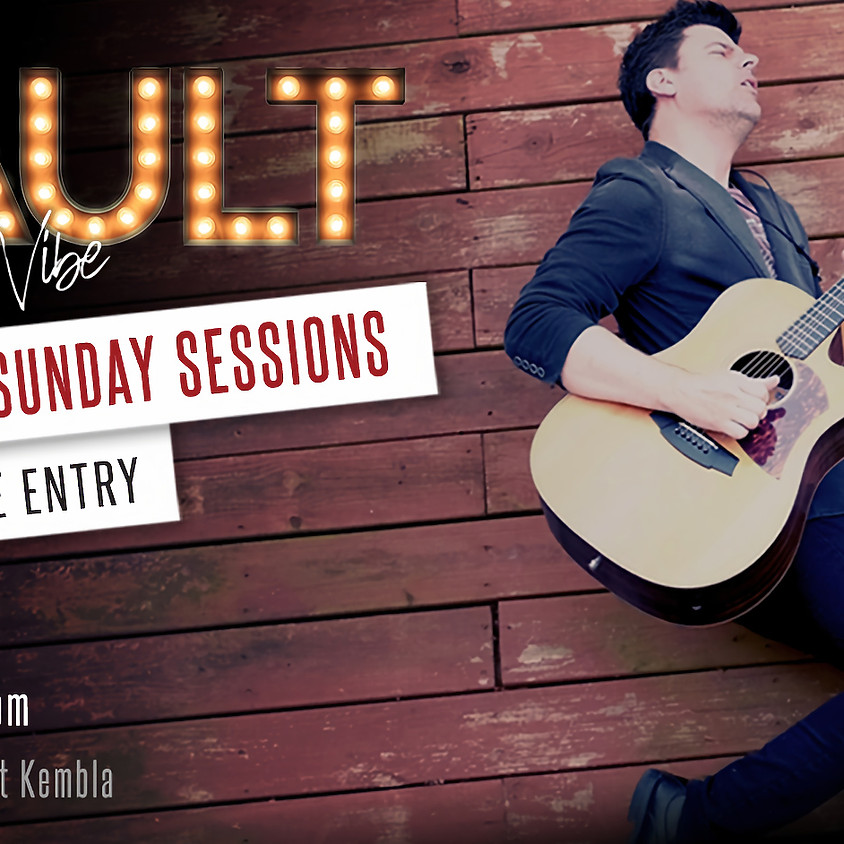 The Vault Sunday Sessions XLVII