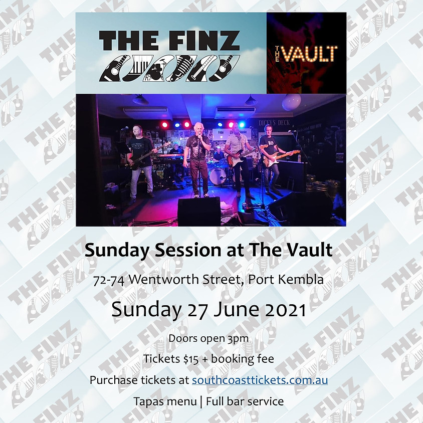 The Finz at The Vault